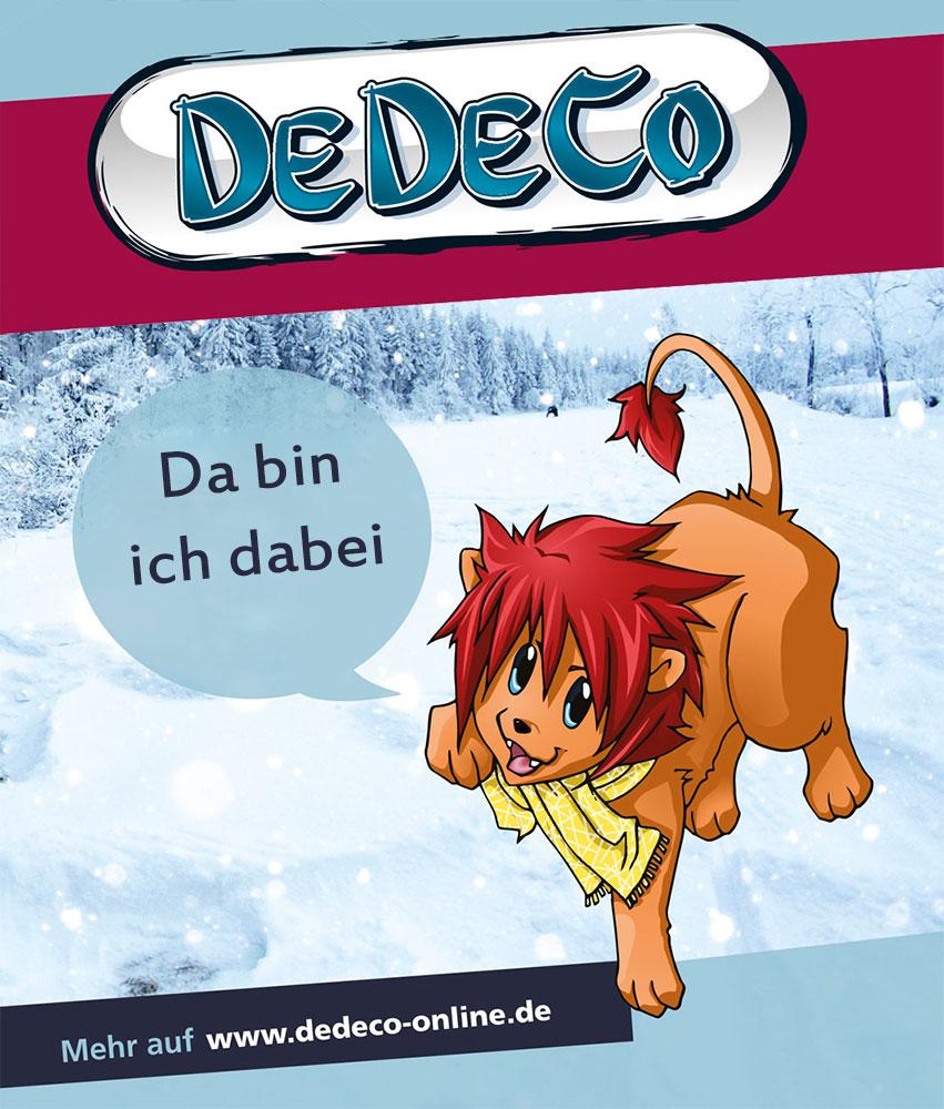 DeDeCo 2014 - Da bin ich dabei